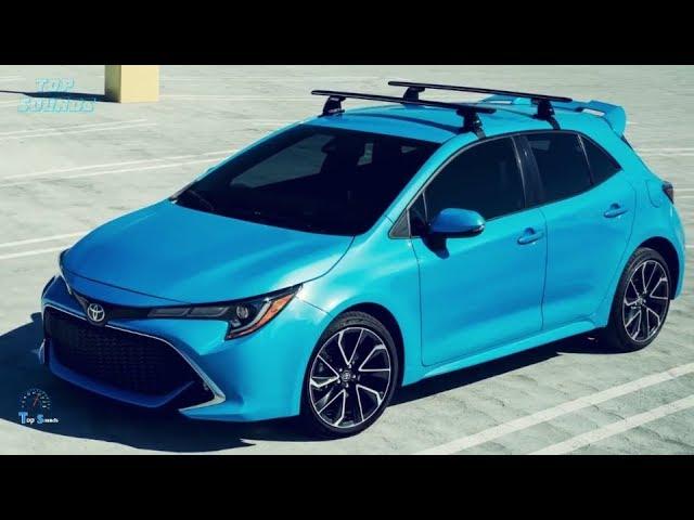 Toyota Corolla Auris 2019 Hatch Revela Como Sera O Interior Do Corolla Sedan Top Sounds