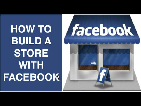 How To Build a Store On Facebook with Facebook Shops - Ecommerce store