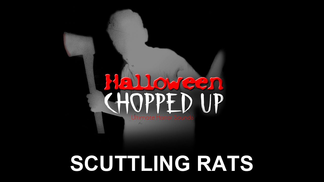 scuttling rats halloween chopped up halloween sound effects youtube - Free Halloween Sounds Mp3