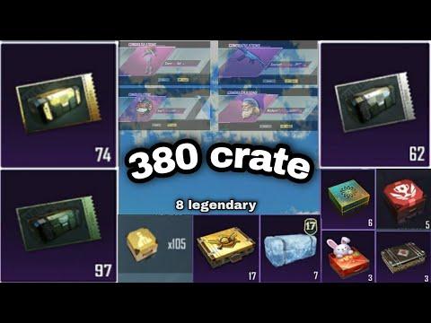 new premium crate