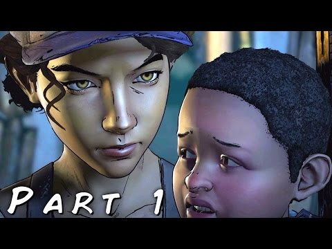 THE WALKING DEAD SEASON 3 A New Frontier Walkthrough Gameplay Part 1 - Burial (Episode 2)