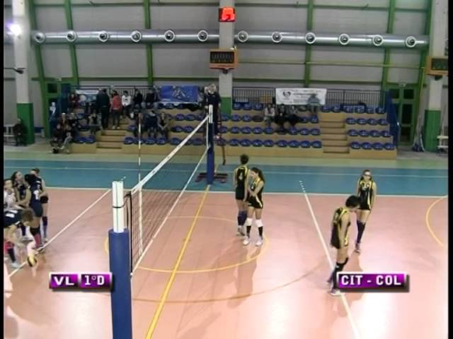 Cittaducale vs Colonnetta - 2° Set