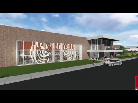 Norman High School Renovation and Addition