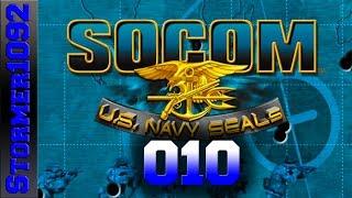 Socom Us Navy Seals: Prison Break: Mission 10