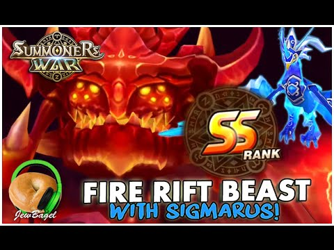 Fire Beast Raid Dungeon - Summoners War Strategy and Guide