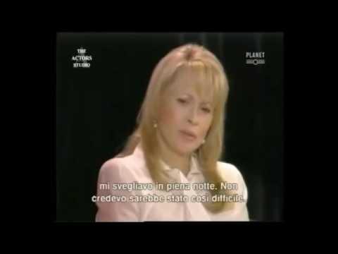 Faye Dunaway talks about Mommie Dearest