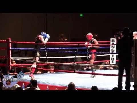 Jeron Gunness vs Edward Pierce At All Or Nothing, Oct 13 2012