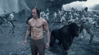 The Legend of Tarzan Official (2016) Margot Robbie, Alexander Skarsgård Movie Behind The Scenes HD
