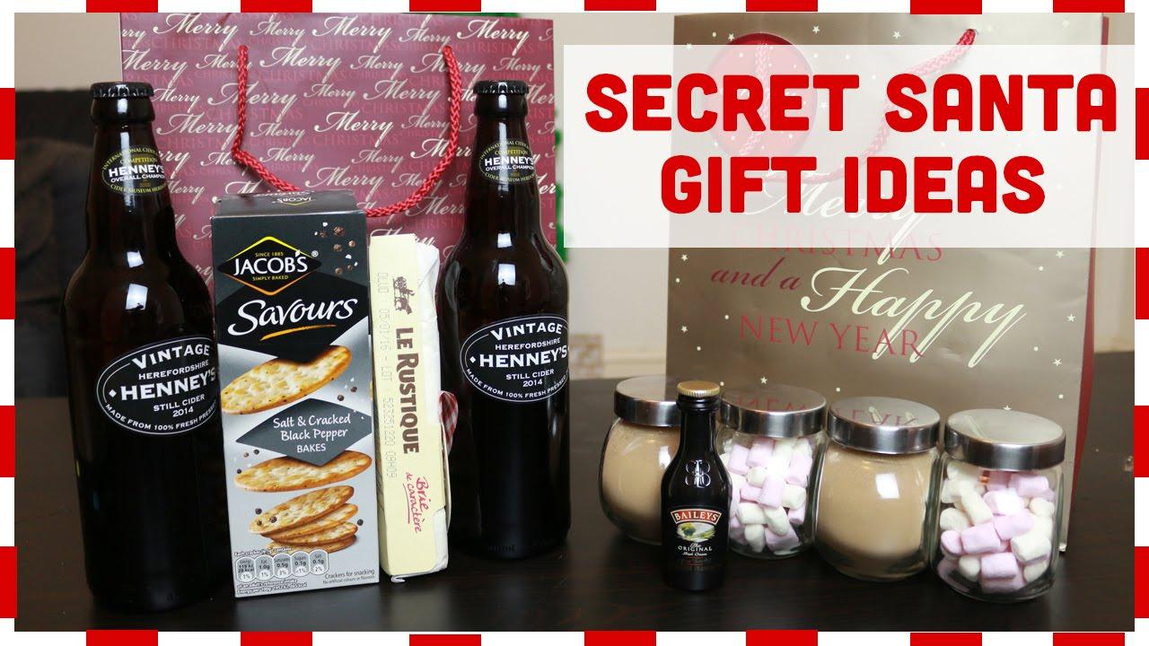 YouTube Premium & Secret Santa Gift Ideas with CharliMarieTV - YouTube