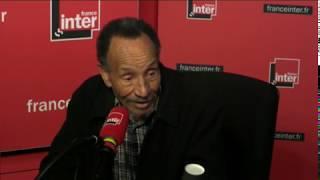 Pierre Rabhi au micro de Léa Salamé