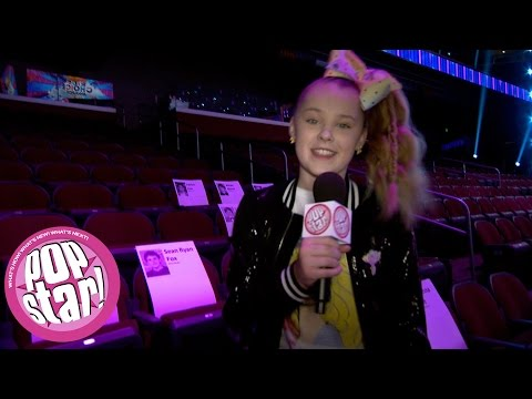 JoJo Siwa at Nickelodeon Kids