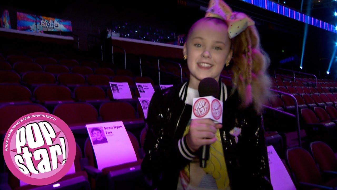 2e40a4b5b JoJo Siwa at Nickelodeon Kids  Choice Awards - POPSTAR - YouTube