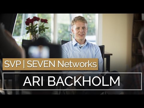 Nordic Business Report: Interview with Ari Backholm | SVP of SEVEN Networks