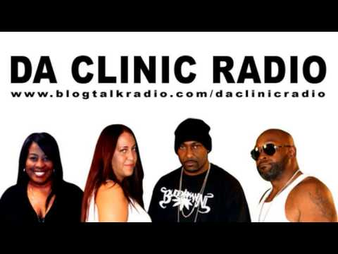 Da Clinic Radio EP 6 - Strong Men - Name Importance - How to Intake Weed