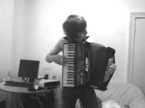 Dave Thomas - La Valse d'Amelie (Yann Tiersen cove
