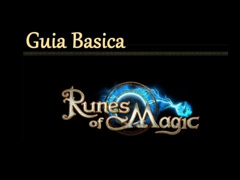 Runes Of Magic, Guia Basica en Español,  Episodio 1, Parte 1/3