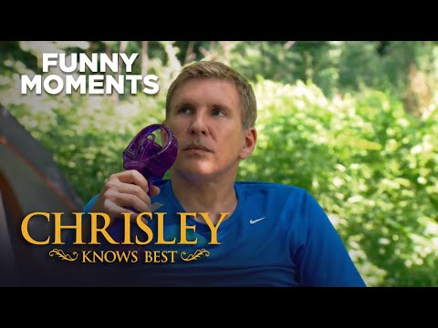 Chrisley Knows Best   Todd Goes Camping, Is Miserable   Funny Moment   S7 Ep19   on USA Network