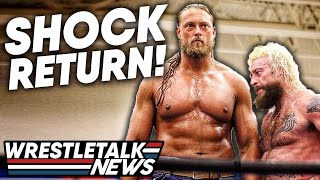 Ex WWE Stars SHOCK Return! CM Punk Name Dropped On SmackDown | WrestleTalk News