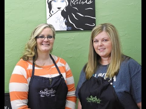 Faces of Downtown Greenville - Roots Hair Salon