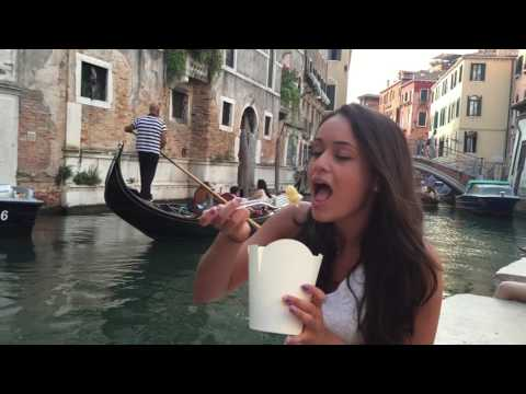 Siena and Venice Best Food: Episode 3 Travel Blog