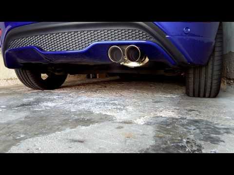 英國 Milltek 牛奶管 中尾段 賽道 排氣管 Ford 福特 Fiesta 7代 MK7 1.6-Litre 09-18 原廠 專用