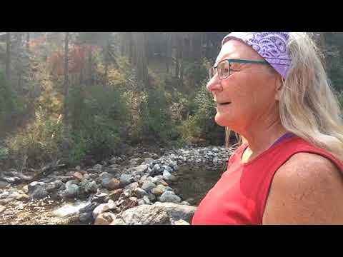 Stewart Mineral Springs - Water Blessing Walk