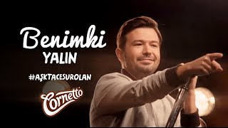 Repeat youtube video Yalın - Benimki #AşktaCesurOlan | Cornetto