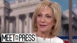 Celebrating Andrea Mitchell's 40th Anniversary At NBC News | Meet The Press | NBC News