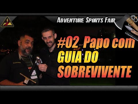 #02 Adventure Sports Fair 2018 | Canal Guia Do Sobrevivente