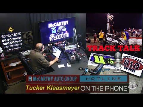 RacinBoys with Tucker Klaasmeyer 07 07 18