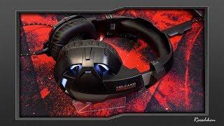 Modecom Volcano Shield - Wielkie słuchawki z mikrofonem :)