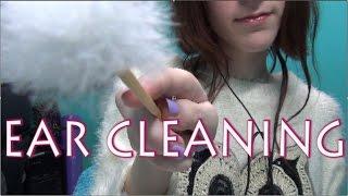 BINAURAL ASMR spanish | japanese Earpick show&tell | Ear Cleaning Roleplay | ear to ear |