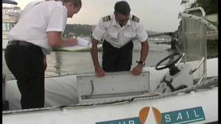 Superyacht Deck Crew Training