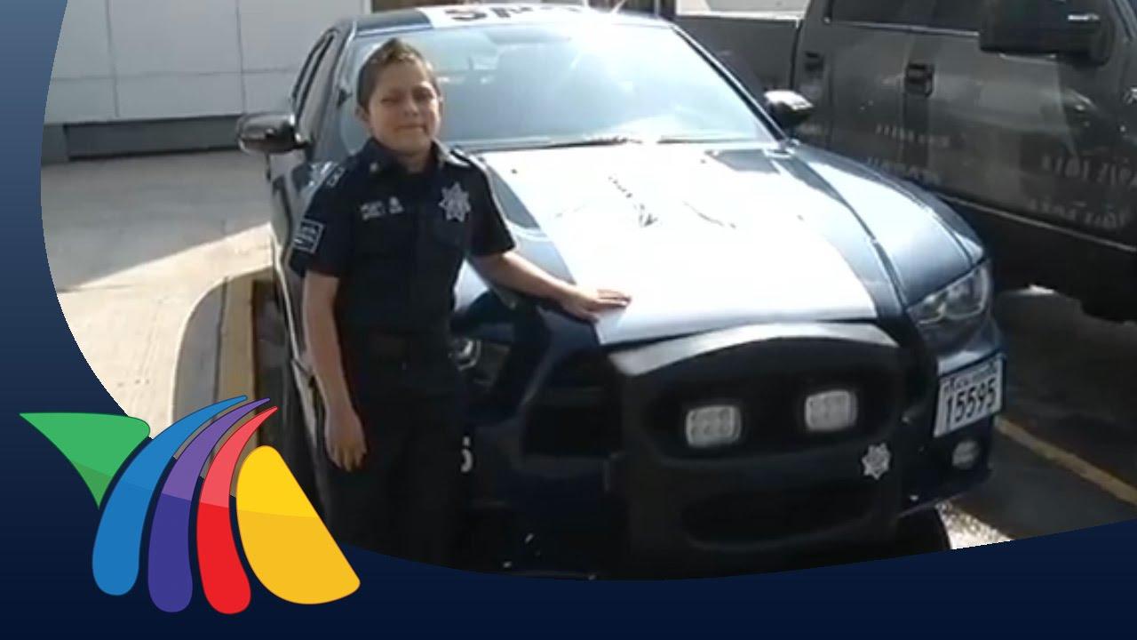 Policía Federal cumple el sueño de un niño | Noticias ...