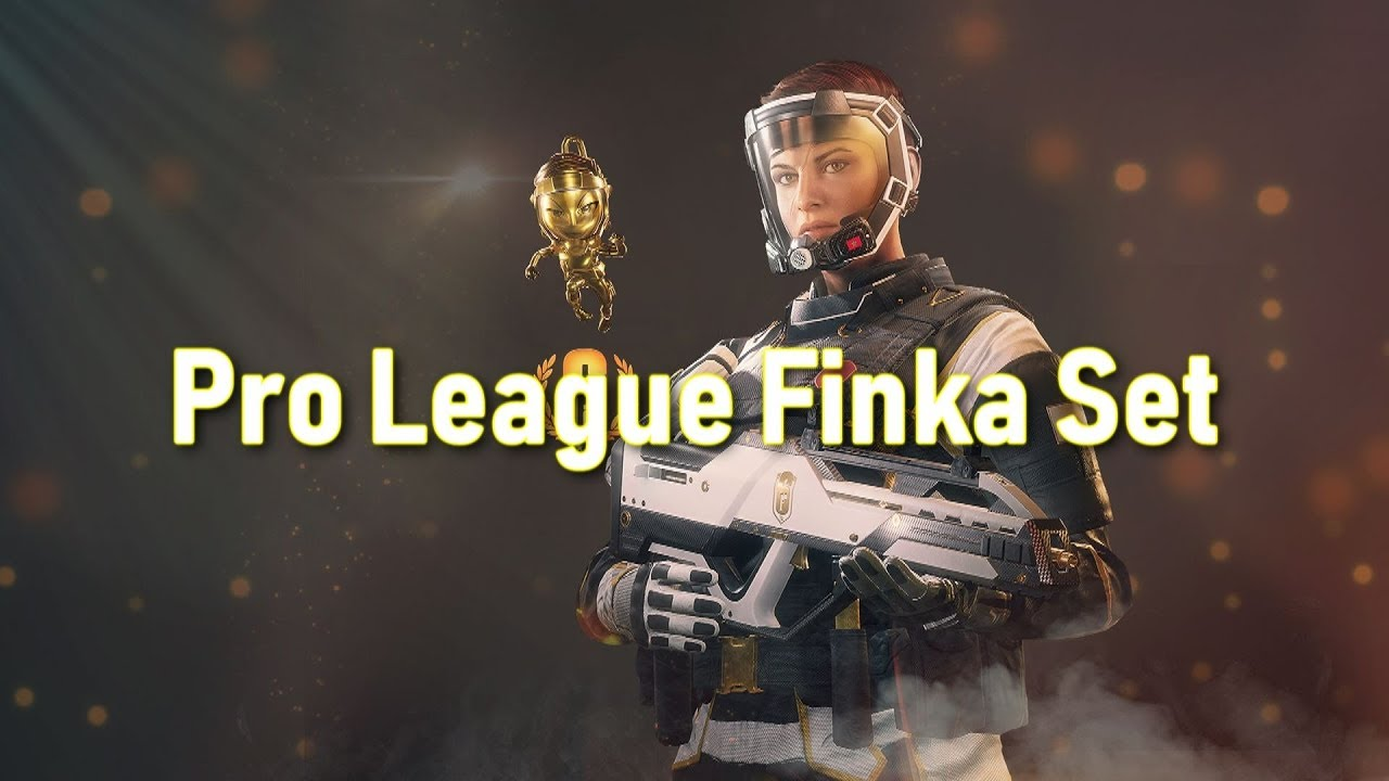 Pro League Finka Set R6skin
