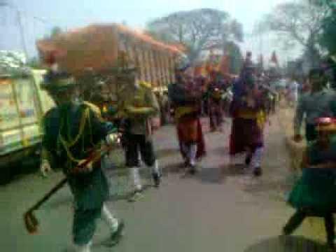 FANCY UNIT Bag Piper Band Bansberia 1