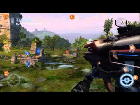 Dino Hunter Deadly Shores : Region 5 heat finder missile exotic weapon