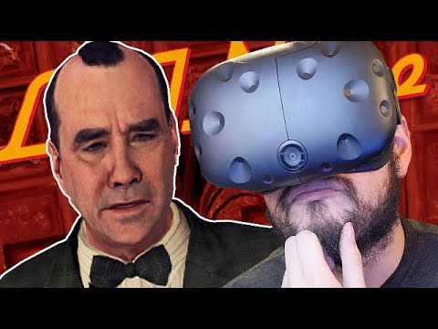VIRTUAL DETECTIVE - L.A. Noire The VR Case Files