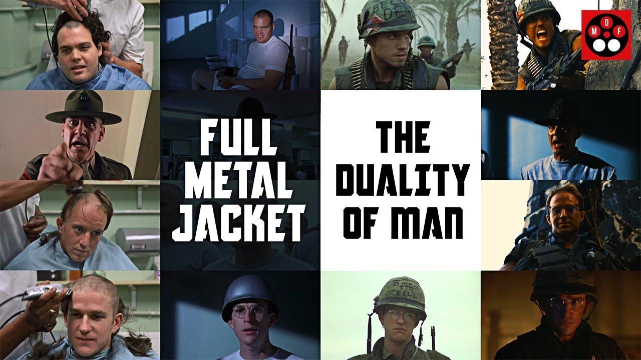 Full Metal Jacket  U2014 The Duality Of Man