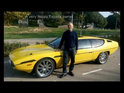 2016 Lamborghini Espada Evoluzione Youtube