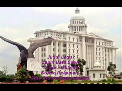 Lagu daerah Zapin Batu Enam Kabupaten rokan hilir