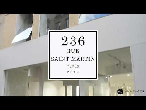 GALERIE JOSEPH SAINT MARTIN | Location Showroom Évènementiel Paris