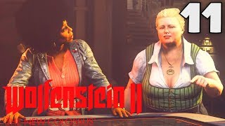 WOLFENSTEIN 2 THE NEW COLOSSUS (FR) - 11 : L