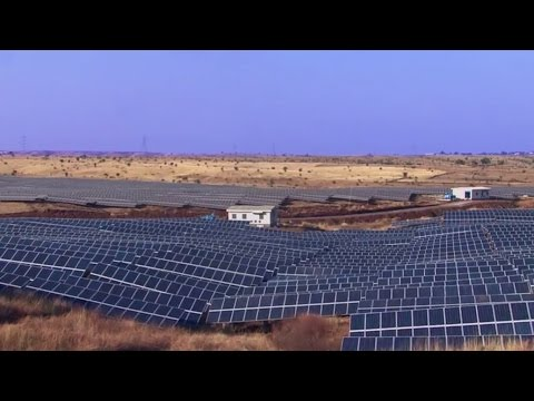 50 MW Solar Power Plant for NTPC at Rajgarh, Madhya Pradesh
