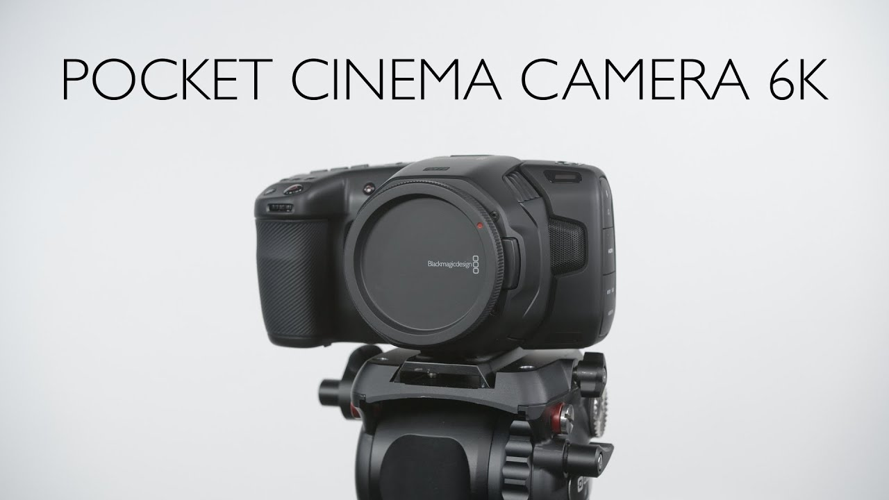 Blackmagic Design Pocket Cinema Camera 6k Cinecampochdef6k B H