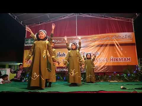 Qomarun Tari Anak Islami