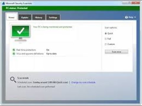 Microsoft security essential Update Download by LBPC Solution