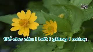 Karaoke Hát Chèo _ Một Đời Say Khúc Chèo Quê ( Nhạc Chuẩn ) _ SL ; Đăng Khánh, Nguyễn Đức Minh