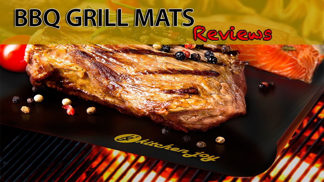 Bbq Grill Mat Review Do They Really Work Youtube