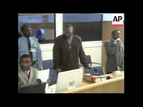 Trial resumes of alleged masterminds of Rwandan genocide